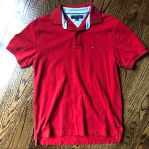 Like New Tommy Hilfiger Men's Short Sleeve Polo, M